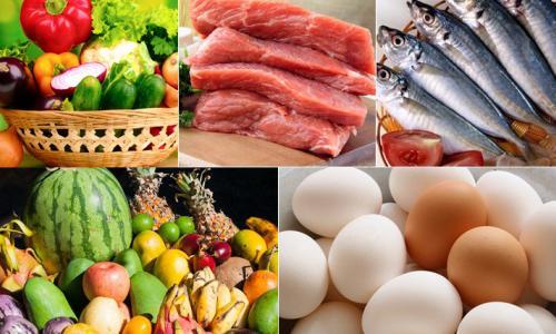 Thực phẩm an toàn cho sức khỏe bền lâu