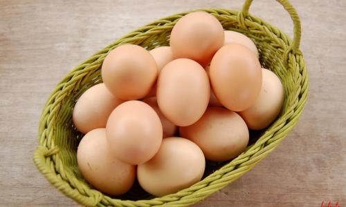 Trứng gà hai lòng đỏ có bổ dưỡng?