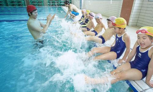 6 bài tập khởi động trước khi bơi