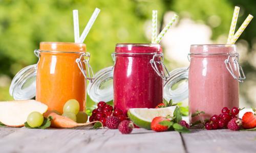 5 sai lầm khi làm sinh tố trái cây khiến bạn tăng cân