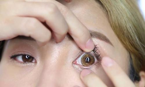 Lời khuyên của chuyên gia khi sử dụng kính áp tròng