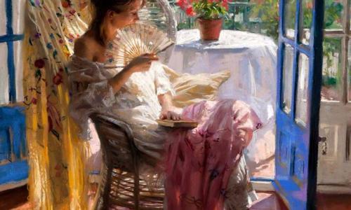 """Phụ nữ và mơ ước """"Đẹp như người trong tranh"""""""