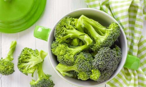 6 Lợi ích tuyệt vời của bông cải xanh với sức khỏe
