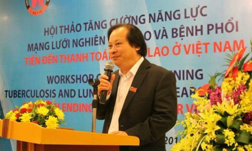 Việt Nam đang đứng đầu thế giới về giảm tỷ lệ mắc lao mới