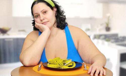 Thực đơn cho người béo phì