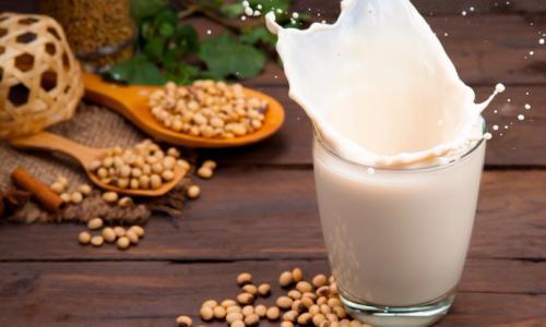 Sữa đậu nành và nguy cơ loãng xương