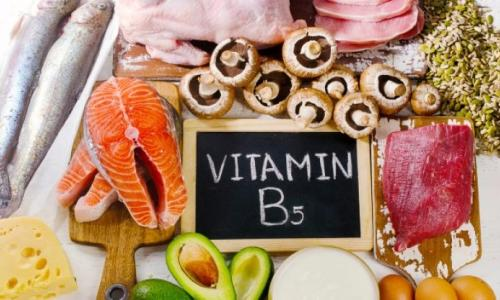 Vitamin B5, vũ khí bí mật của cơ thể khỏe mạnh