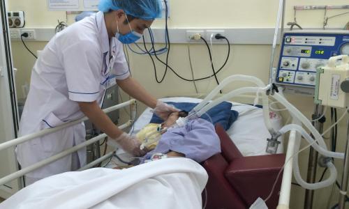Quảng Ninh: Bệnh nhân tử vong vì đắp lá chữa mụn
