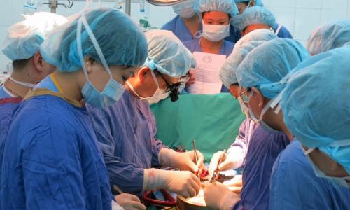 Chuyên gia ghép tạng:
