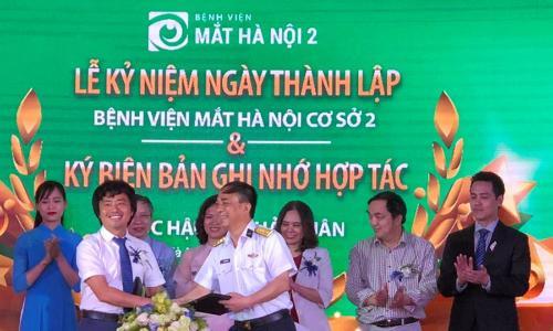 Bệnh viện Mắt Hà Nội 2 sẽ chăm sóc