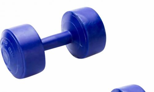 4 bài tập với tạ tay giúp eo thon, dáng nuột
