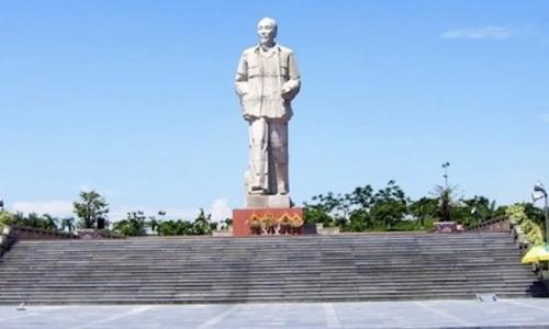 Tượng đài Hồ Chí Minh trên thế giới