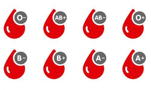 Nhóm máu và những bệnh lý liên quan