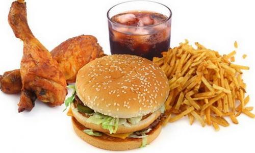 Chế độ dinh dưỡng cần tránh cho người bị chóng mặt