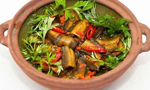 Món ăn bài thuốc từ lươn