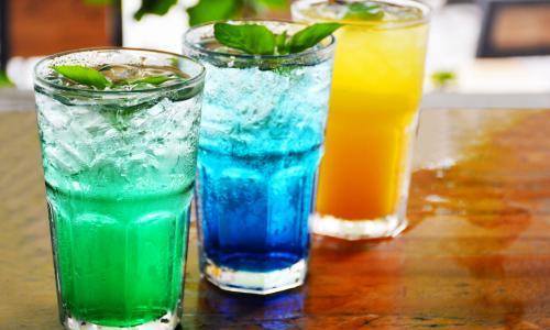 Soda gây mất nước