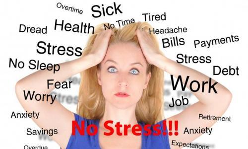 Biểu hiện và cách khắc phục stress