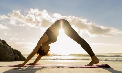 Tập yoga giúp trị chứng trầm cảm