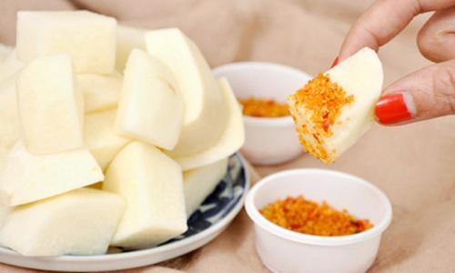 Sai lầm ít biết khi giảm cân bằng ăn củ đậu