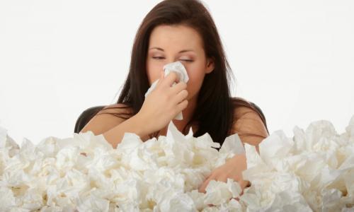4 món ăn trị viêm mũi dị ứng