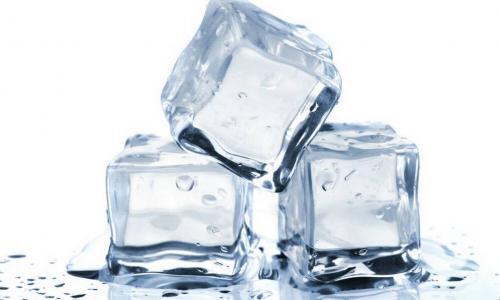 Đá lạnh có thể giúp giảm cân?