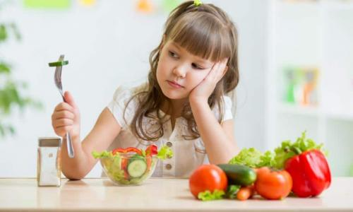 Khắc phục chứng biếng ăn cho trẻ