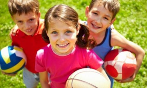 Chăm sóc trẻ em mùa nắng nóng