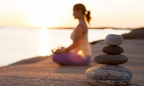 Thiền chống nóng
