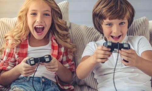 Trò chơi điện tử, lợi đơn hại kép với trẻ em