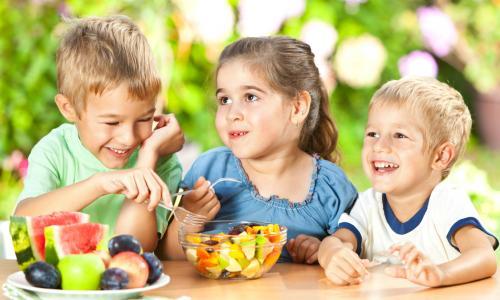 Duy trì những thói quen tốt cho trẻ