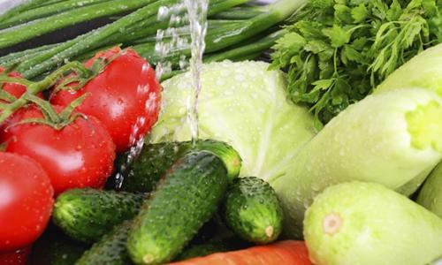 An toàn thực phẩm mùa bão lũ