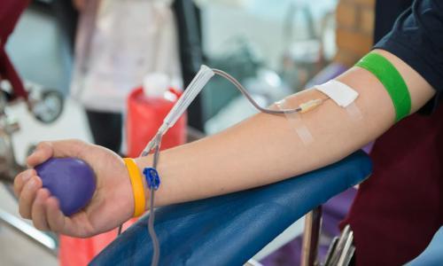 Người bị huyết áp cao có thể hiến máu?