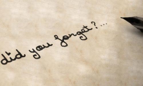 Tại sao quên có thể tốt cho trí nhớ?