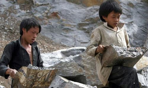 Suy dinh dưỡng trẻ em sau lụt