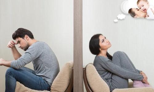 Người phụ nữ bị vô sinh do nhiễm lao