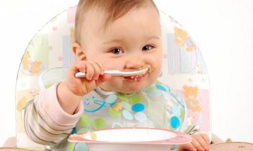 Món cháo canh dành cho trẻ bị sốt