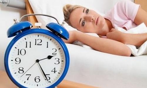 Khắc phục chứng khó ngủ
