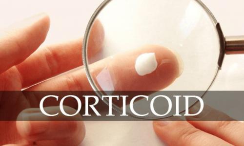 Thận trọng khi dùng corticoid