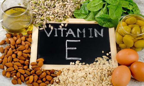 Vitamin E đối với phụ nữ mang thai