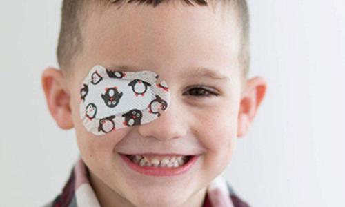 Phát hiện và chữa trị kịp thời nhược thị ở trẻ em