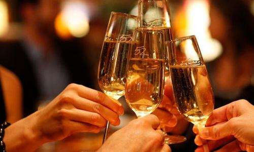 Uống rượu có thể bị hạ đường huyết