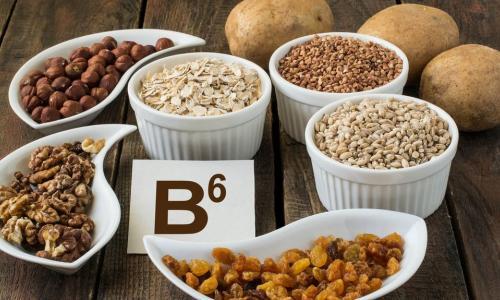 Vitamin B6 có tác dụng gì?