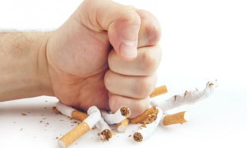 Cai thuốc lá bằng phương pháp nhĩ châm kết hợp xoa bóp bấm huyệt