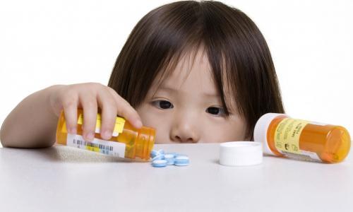 Dùng thuốc sai cách, gây nguy hiểm cho trẻ