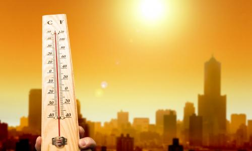 Nguy cơ người đái tháo đường khi trời nắng, nóng