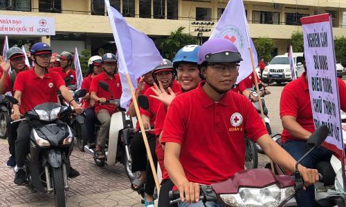 TP.HCM diễu hành bảo vệ biểu tượng