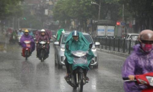 Áp thấp nhiệt đới sẽ mạnh lên thành bão giật cấp 10