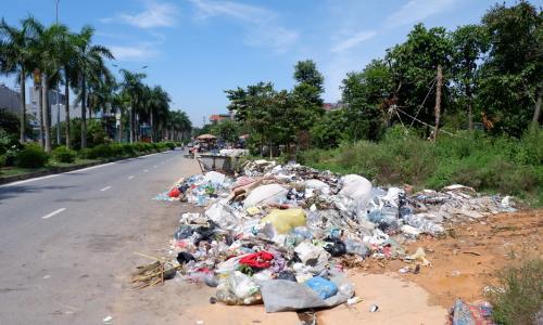 Không để Việt Nam thành bãi rác thải,...