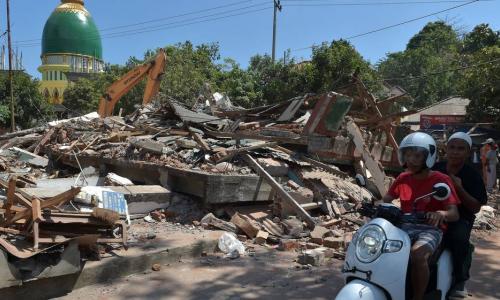 Động đất ở Lombok, Indonesia: sơ tán 4000 du khách
