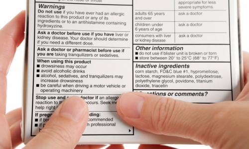Những lợi ích khi đọc kỹ hướng dẫn sử dụng thuốc